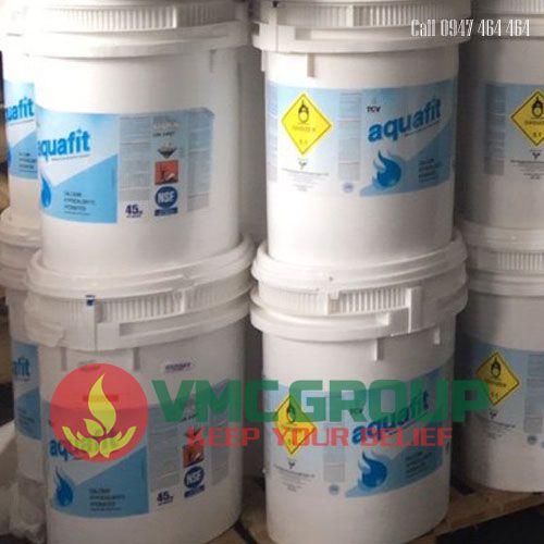 Clorin Aquafit an do 70% – Ca(OCl)2 – CANXI HYPOCHLORITE