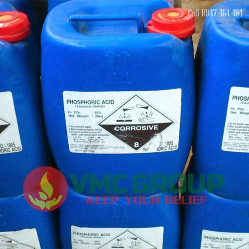 BAN H3PO4 85 AXIT PHOSPHORIC TRUNG QUOC