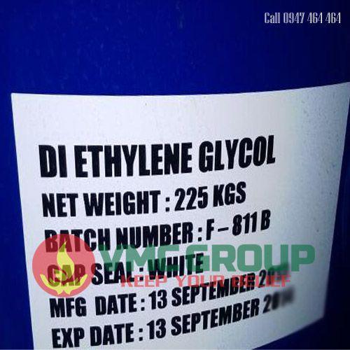 DIETHYLENE GLYCOL C4H10O3 DEG