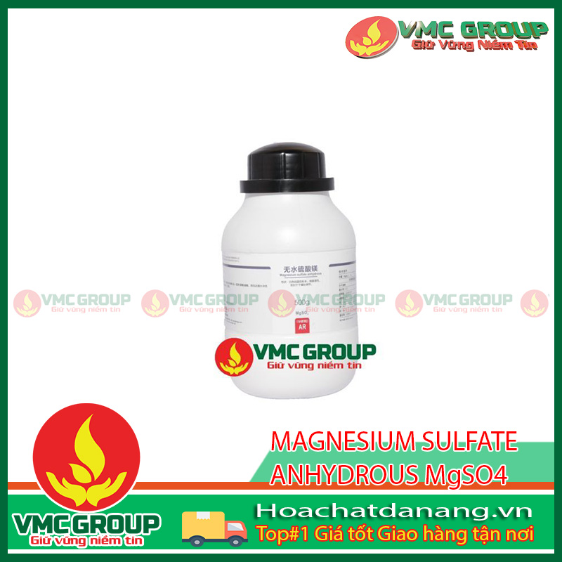 MAGNESIUM SULFATE ANHYDROUS – MgSO4