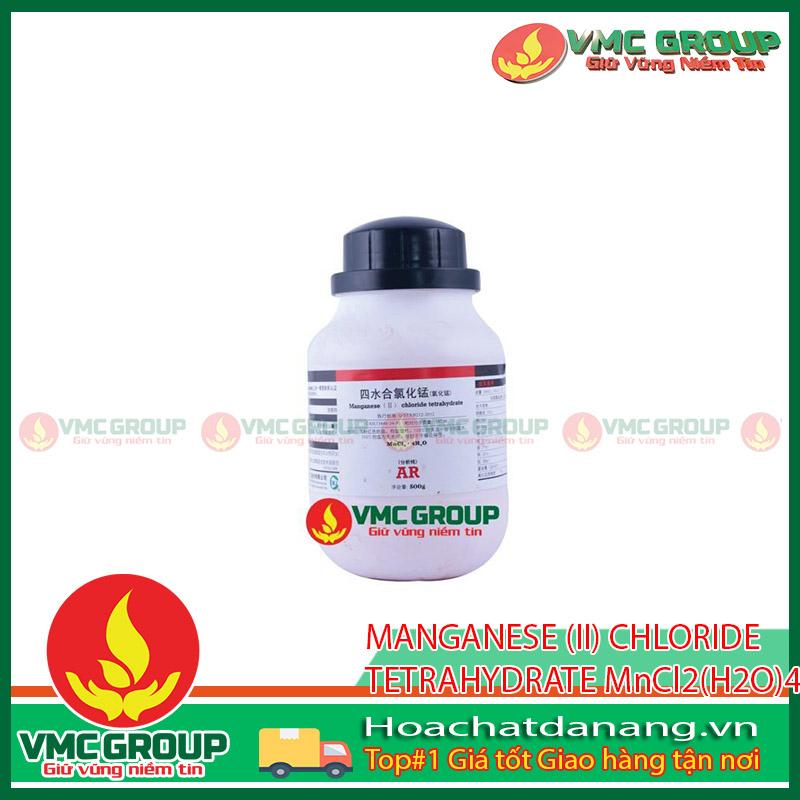 MANGANESE (II) CHLORIDE TETRAHYDRATE MnCl2(H2O)4