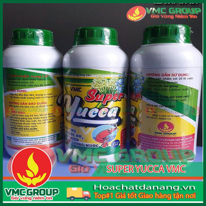 SUPER YUCCA VMC