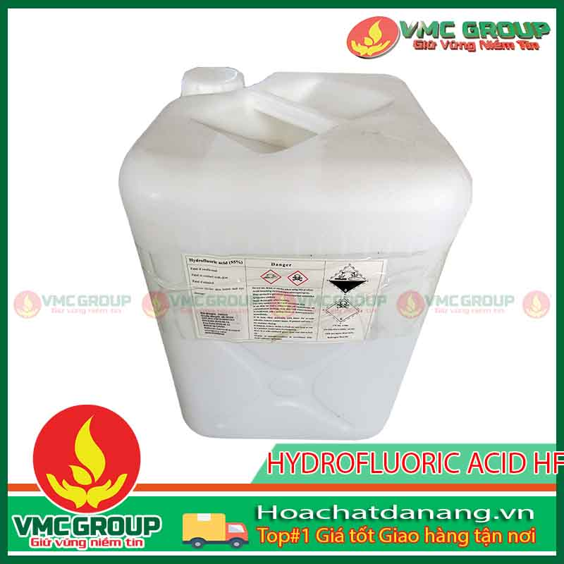HYDROFLUORIC ACID HF