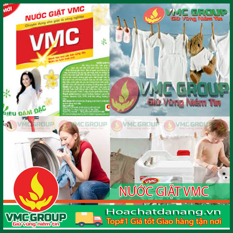 NƯỚC GIẶT VMC